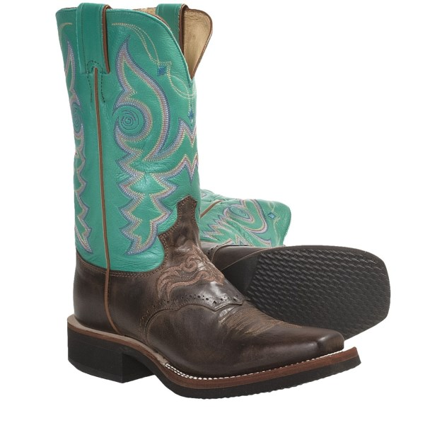 justin boots vintage goat cowboy boots 625 x 625 Cowboy Boots for Every Style + $100 Country Outfitters Gift Card Giveaway