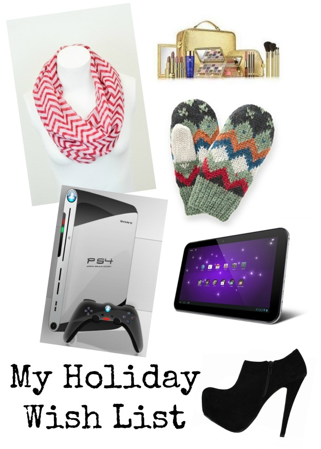 my holiday wish list My Christmas Wish List for Black Friday + $500 Amazon Giveaway