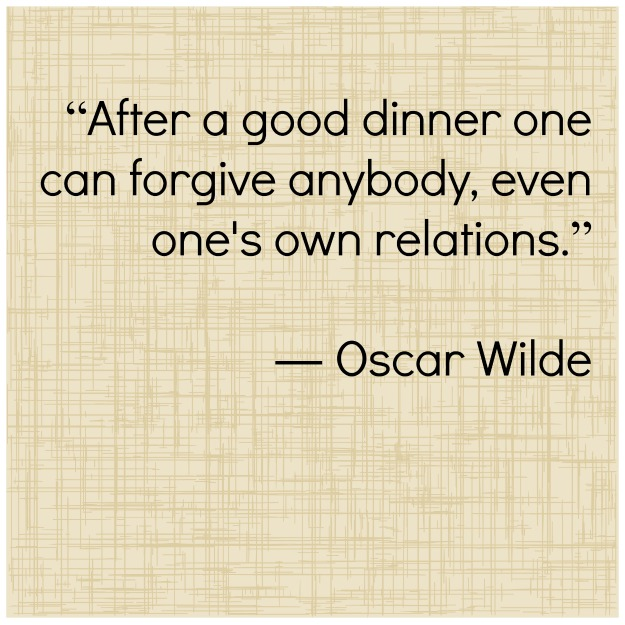 oscar wilde thanksgiving quote Funny and Inspiring Thanksgiving Quotes