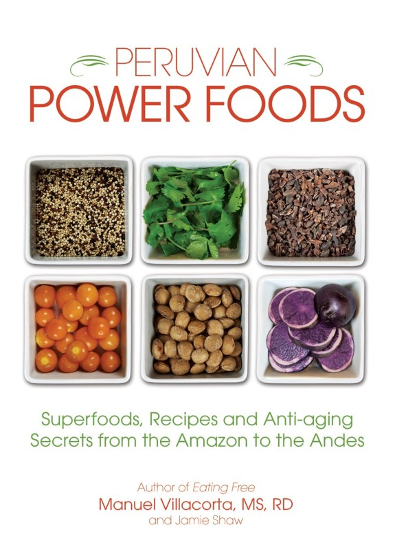 peruvian power foods book 575 x 796 4 Great Cookbooks to Add to Your Shelf