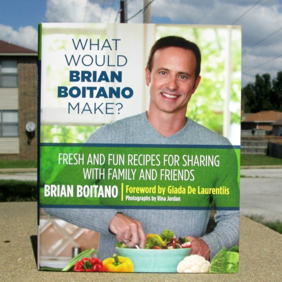 what would brian boitano make cookbook 575 x 576 What Would Brian Boitano Make? | Cookbook Review #gretalovesholidays