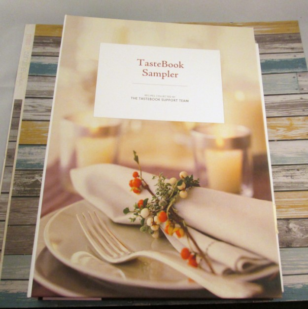 tastebook custom cookbook 2 625 x 626 Create a Custom Cookbook with Tastebook