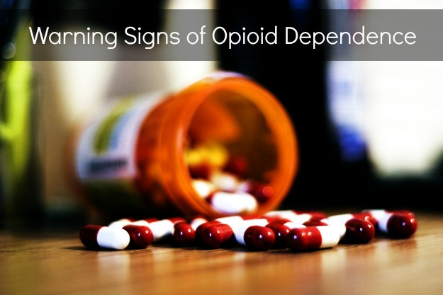 warning signs of opioid dependence Warning Signs of Opioid Dependence