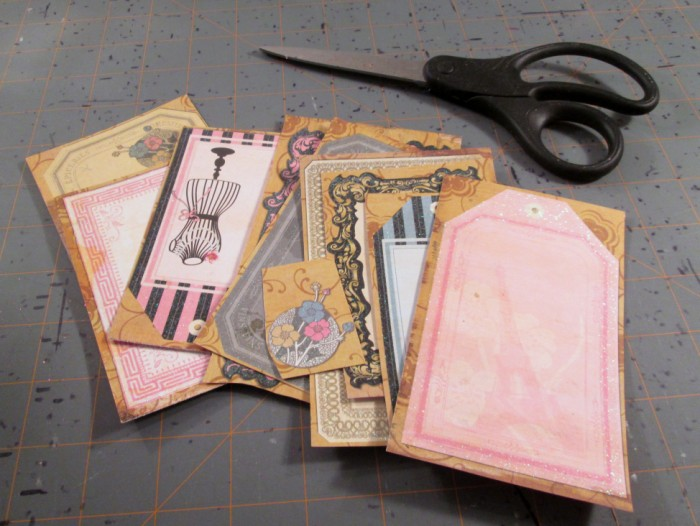 french tags cut apart 700 x 526 Quick and Easy French Tags