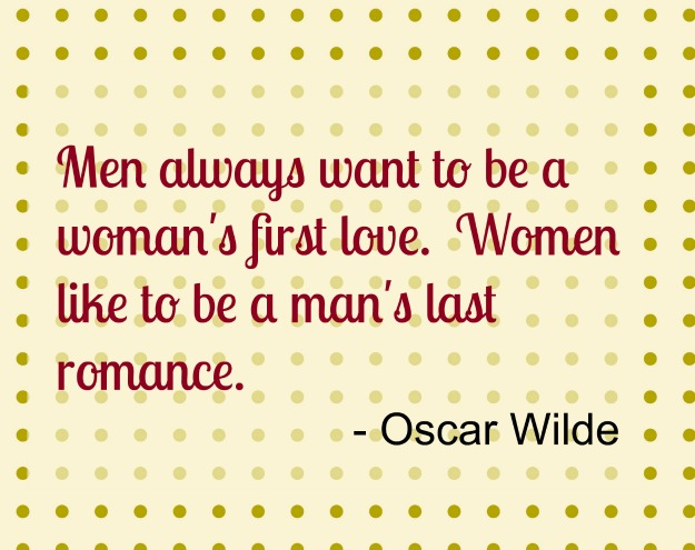 oscar wilde love romance quote Romantic Quotes for Valentines Day