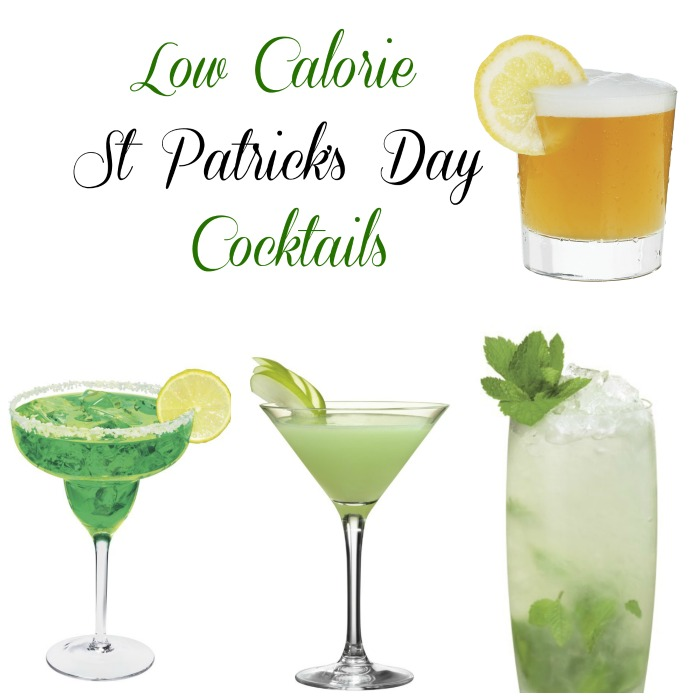 low calorie st patricks cocktails Low Calorie St Patricks Day Cocktails Recipes