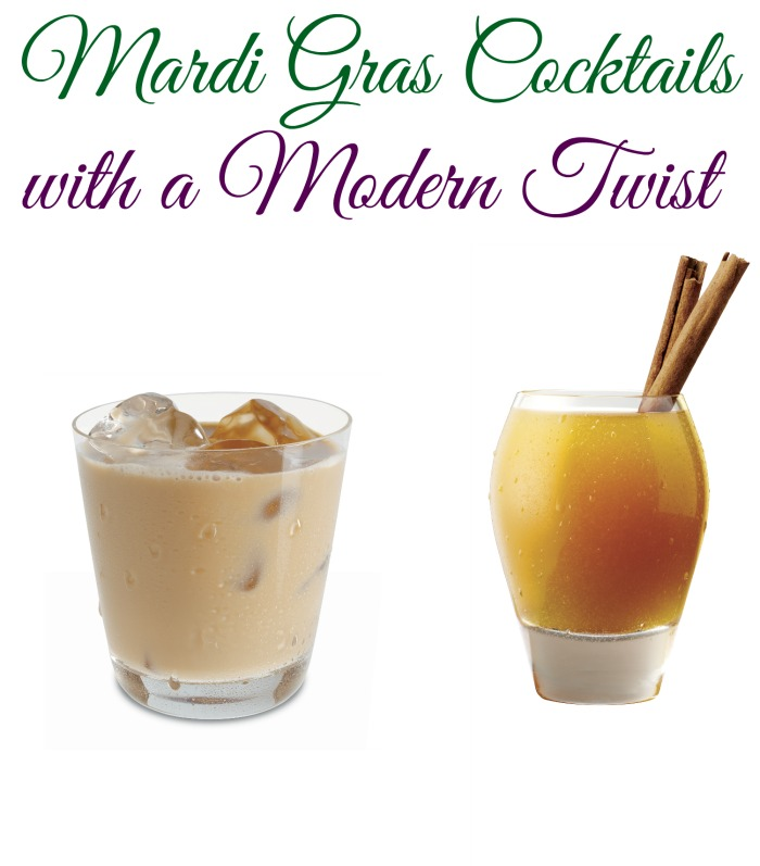 mardi gras cocktails Non Traditional Mardi Gras Cocktails Recipes