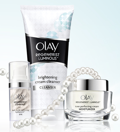 olay regenerist luminous Taking the Olay Regenerist Luminous Glow Challenge #luminousglow