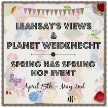 LeahSays Views Planet Weidknecht Event 220x220 $25 Paypal Cash Giveaway   Open WW