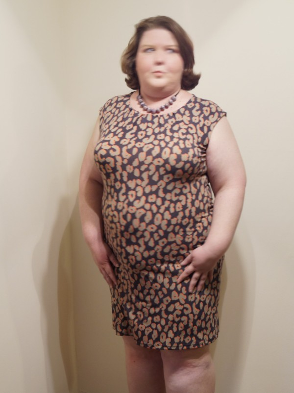 cheetah dress 600 x 802 How to Style 2 Dresses 6 Ways