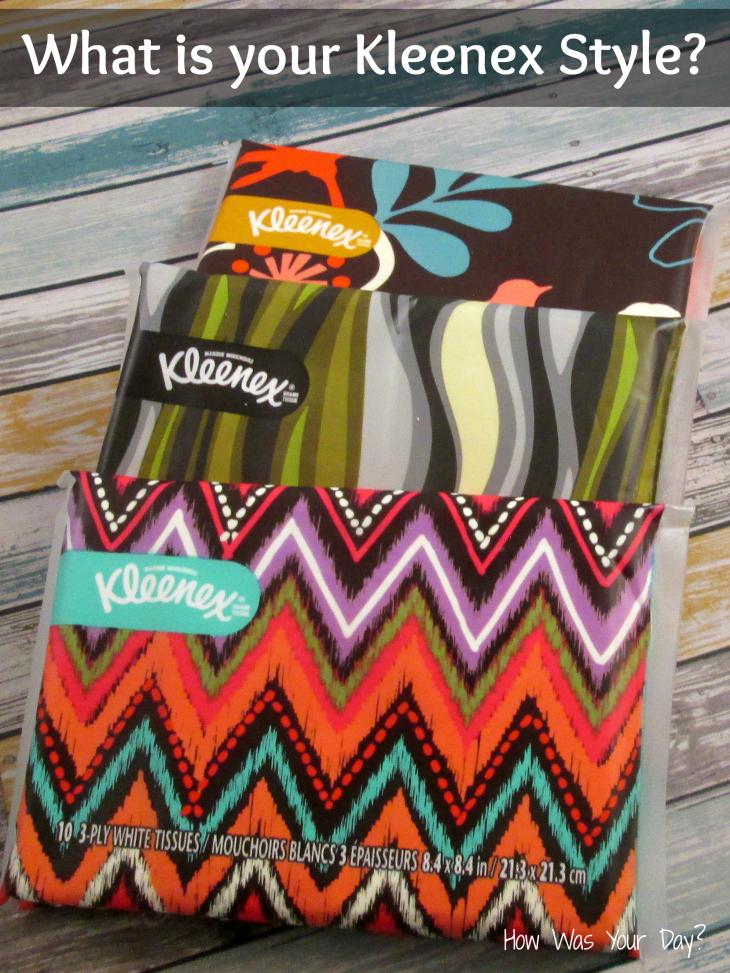 kleenex style wm Find Your Kleenex Style #kleenexstyle