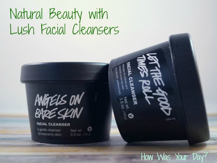 lush facial cleansers wm Get Spring Ready Skin with Lush Cosmetics