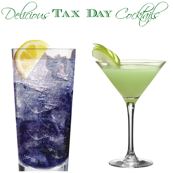 tax day cocktails recipes Delicious Tax Day Cocktails Recipes