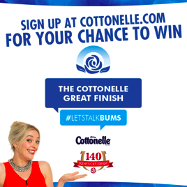 Cottonelle image Celebrities at the Kentucky Derby
