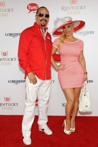 ice t coco kentucky derby 400 x 602 Celebrities at the Kentucky Derby