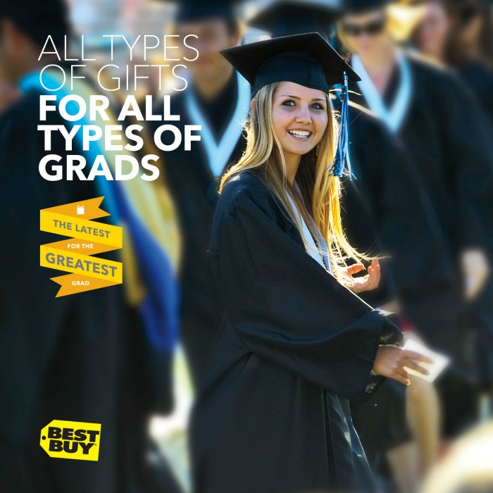 GreatestGrad image700 Best Buy has Great Gift Ideas for Graduates