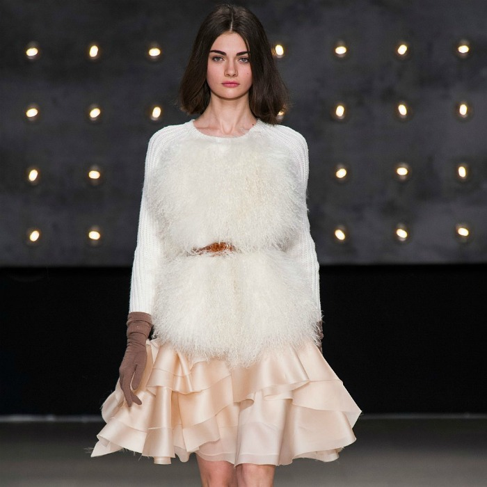Milly Fall 2014 Runway Show New York Fashion Week Fabulous Fashion Trends for Fall 2014