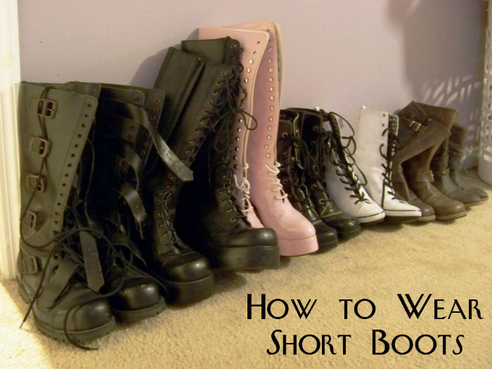 how to wear short boots The Best Ways to Wear Short Boots