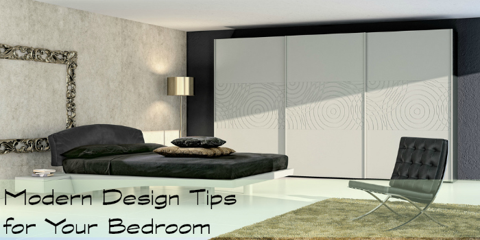 modern design tips for bedrooms 7 Modern Design Tips for Bedrooms