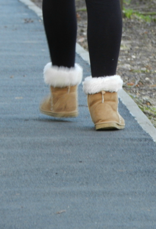short boots with leggings The Best Ways to Wear Short Boots