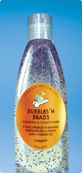 Bubbles N Beads Eco Friendly Dog Shampoo from Happy Tails