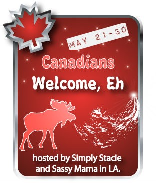Canadians Welcome Button 1 (313 x 366)(1) $25 Dulce Mio Gift Card Giveaway   #EhCanada   Open WW