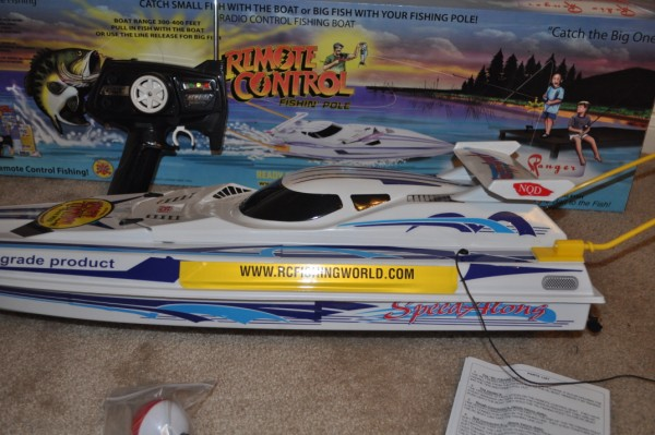 DSC 05171 (600 x 399) Free Blogger Opp: Radio Ranger RC Fishing Boat Giveaway