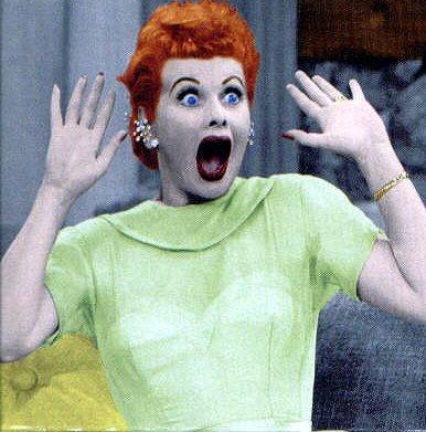 Lucille Ball Surprise
