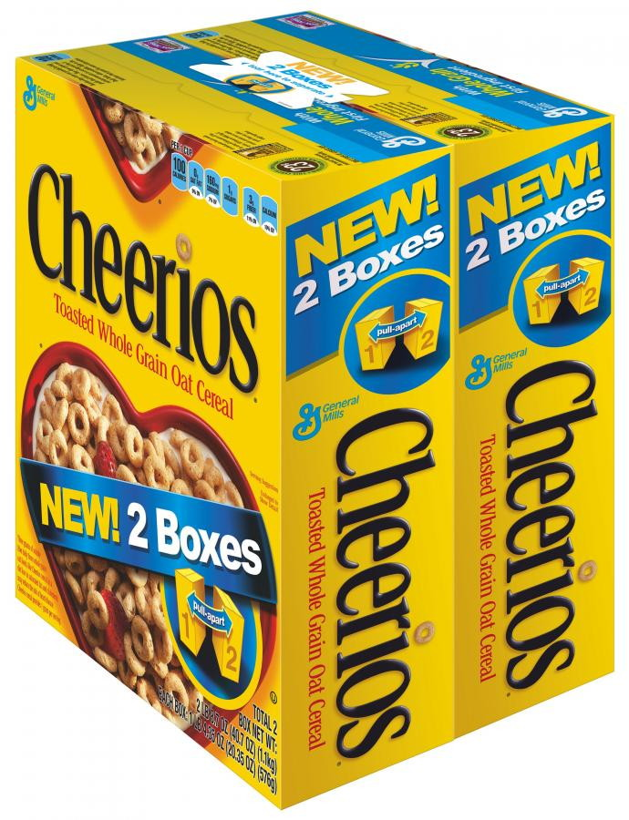 Cheerios Club Store Pack