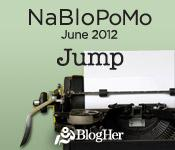 NaBloPoMo June 2012