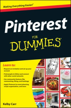 Pinterest for Dummies - a how to book