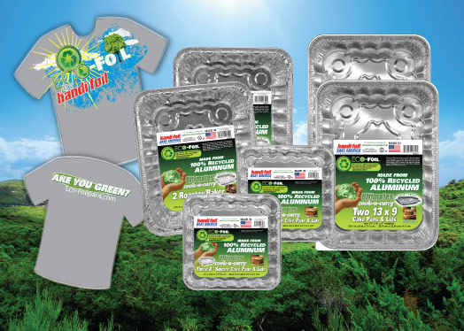 Prize Eco Foil Pan Assortment Earth Day Giveaway   US