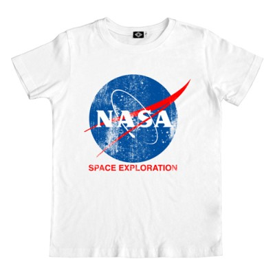 SS nasa white main (400 x 400) Awesomely Kitschy Cool Shirts from Hank Player USA