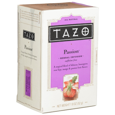 TAZO Passion Tea Make Your Own Passion Tea Lemonade at Home