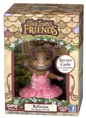 Win a Tail Town Friends hand painted figurine
