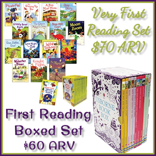 $130 Usborne Books Giveaway