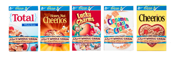 WG Cereals lrg General Mills Whole Grain Cereal Give It Away #FebFreebies