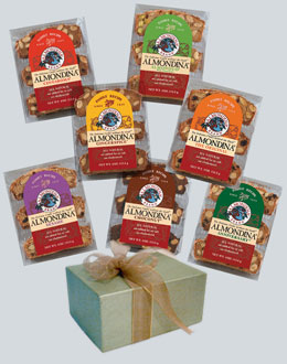 Almondina cookie assortment
