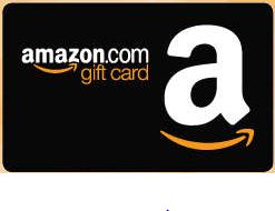 amazon gift card(1) $25 Amazon Flash Giveaway #madamedealsevents WW