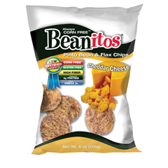 Beanitos Cheedar Cheese Bean Chips