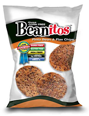 Pinto Bean and Flax Seed Beanitos Chips