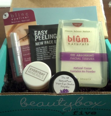 beautybox5 (383 x 400) Whats in Beauty Box 5