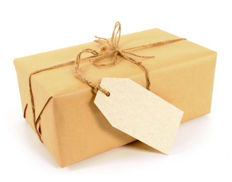 brown paper package DIY or General Mystery Box Giveaway   WW