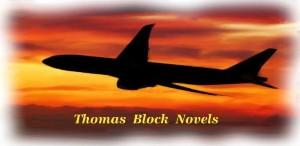 Thomas Block Novels logo