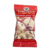 cinnamonapples Bare Fruit Snacks Organic Dried Fruit   A Review