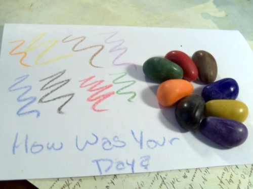 Crayon Rocks soy wax based crayons