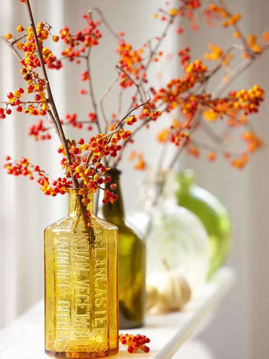 Tips for Fall Decorating before the holidays