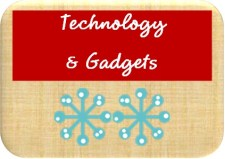 Technology & Gadgets Holiday Gift Guide 2012