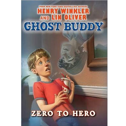Ghost Buddy A Fun new book series for kids