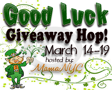 good luck giveaway hop1 Green Grab Bag Beauty Subscription Give It Away